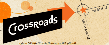 Crossroads Shopping Center Banner
