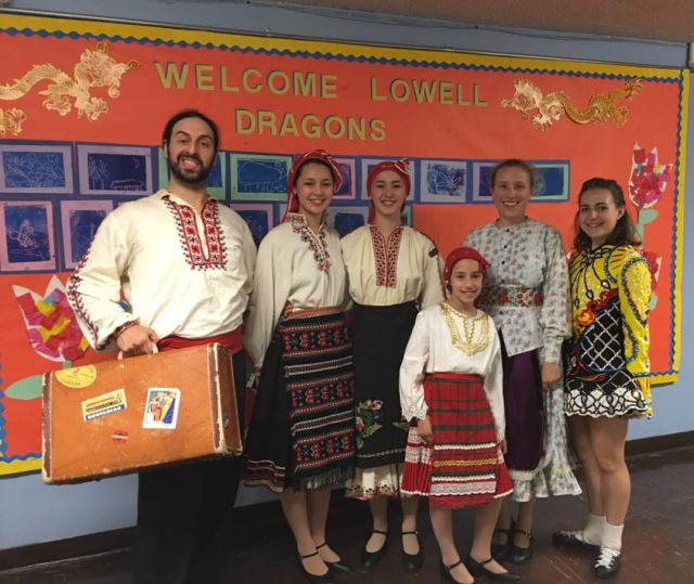 Radost at Lowell Elementary